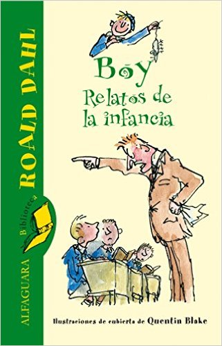 Boy, relatos de infancia