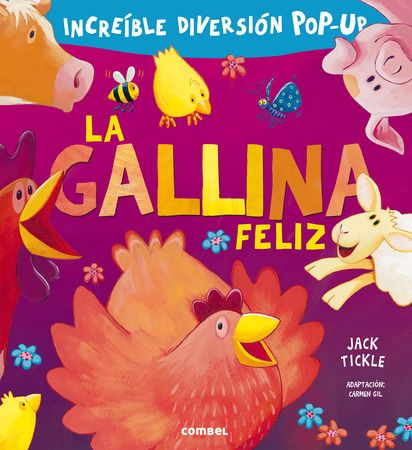 """La gallina feliz"", de Jack Tickle"