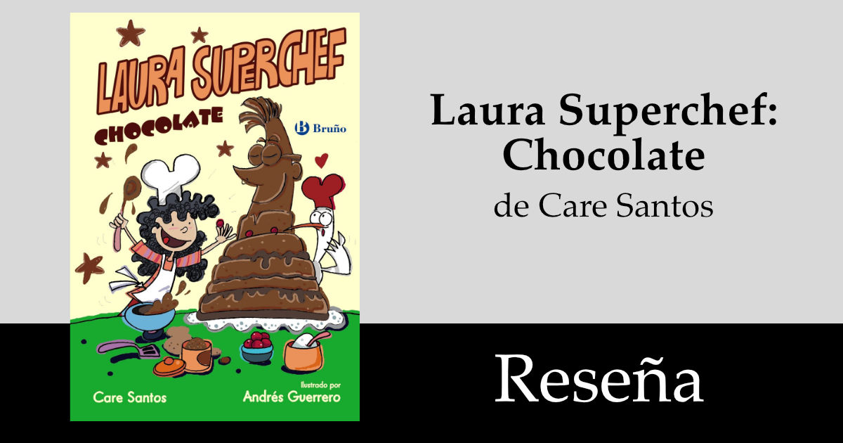Laura Superchef